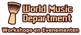 World Music Department logo